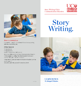 If you feel that your child would benefit from the story writing sessions, please contact us.