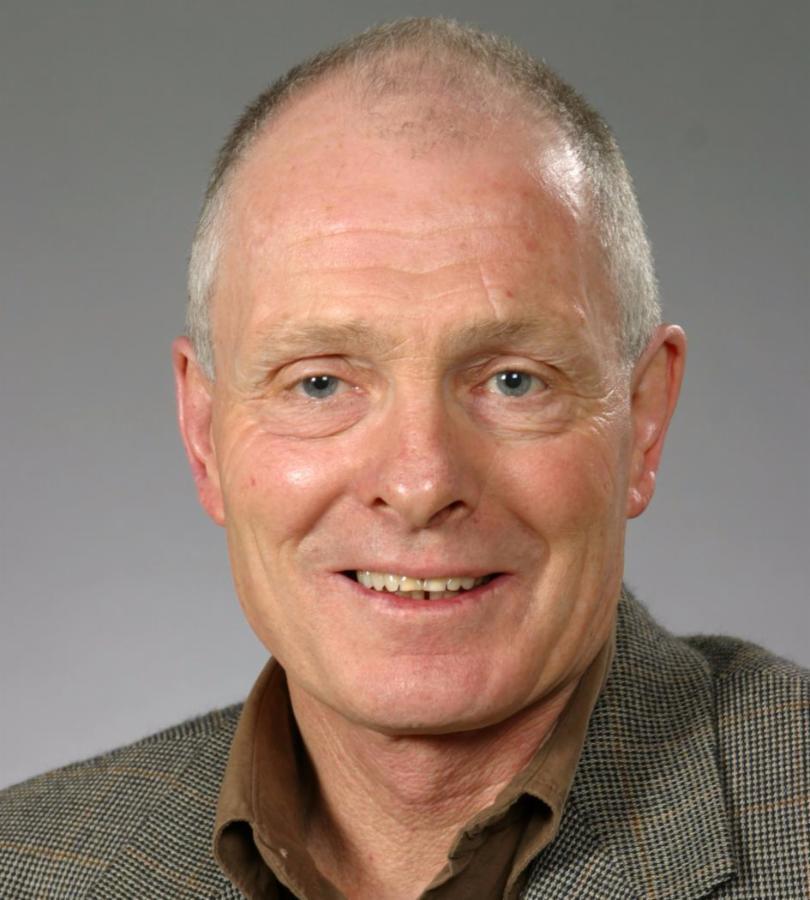 Brian Haig Staff Portrait