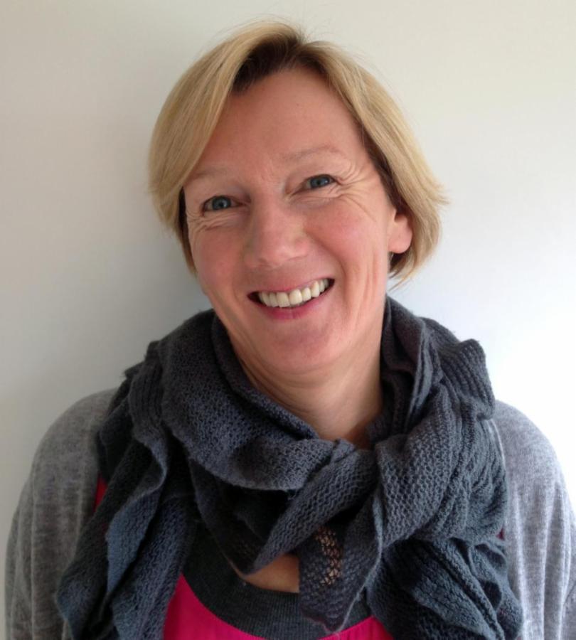 Ellen Nijhof Staff Profile Portrait