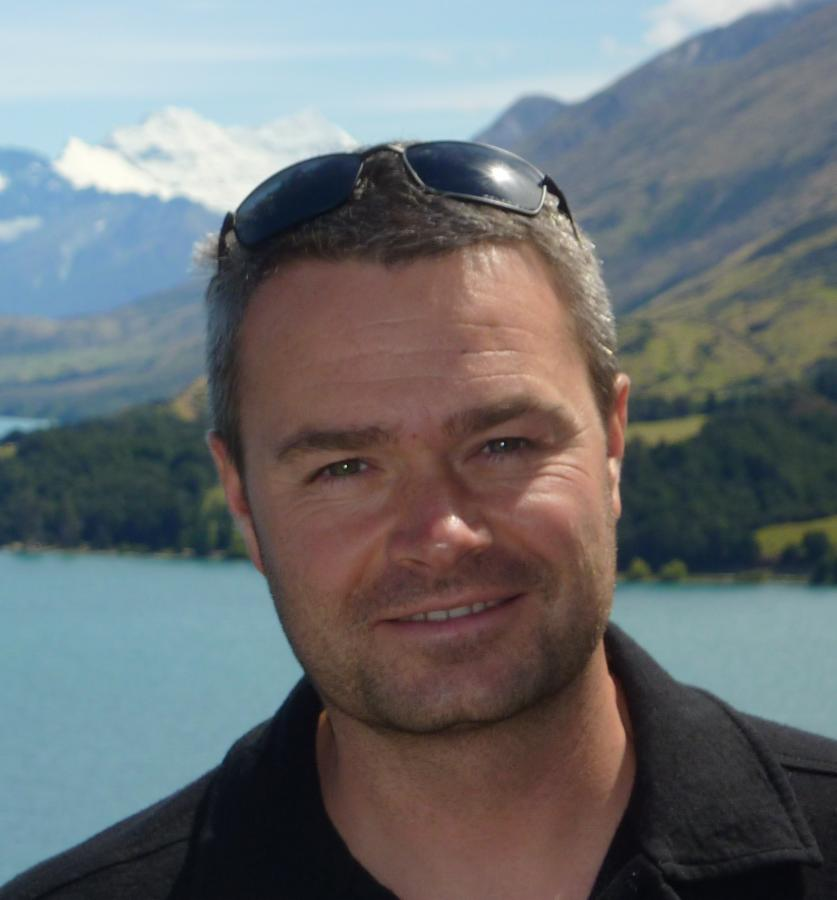 James Brasington
