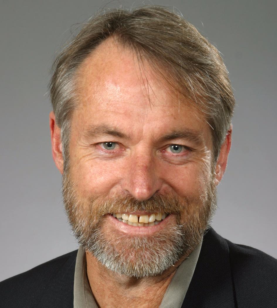 Anthony McLean Staff portrait