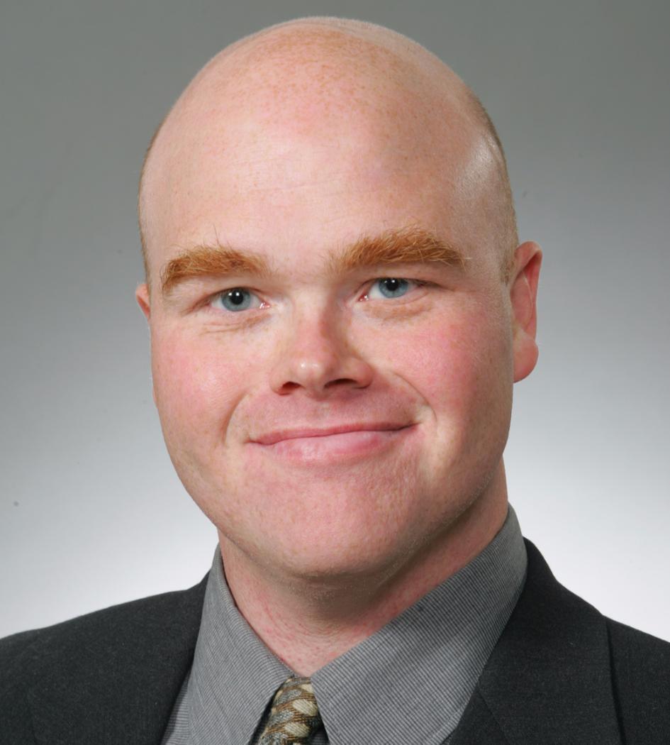 Deak Helton staff portrait