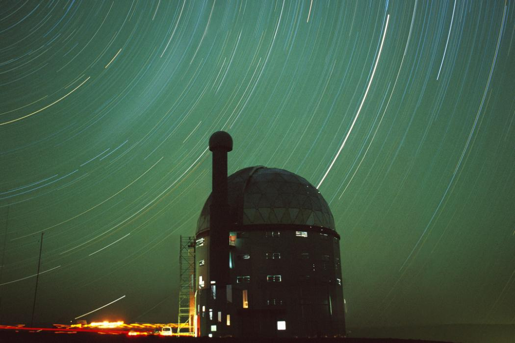 Mt John Observatory reshaped