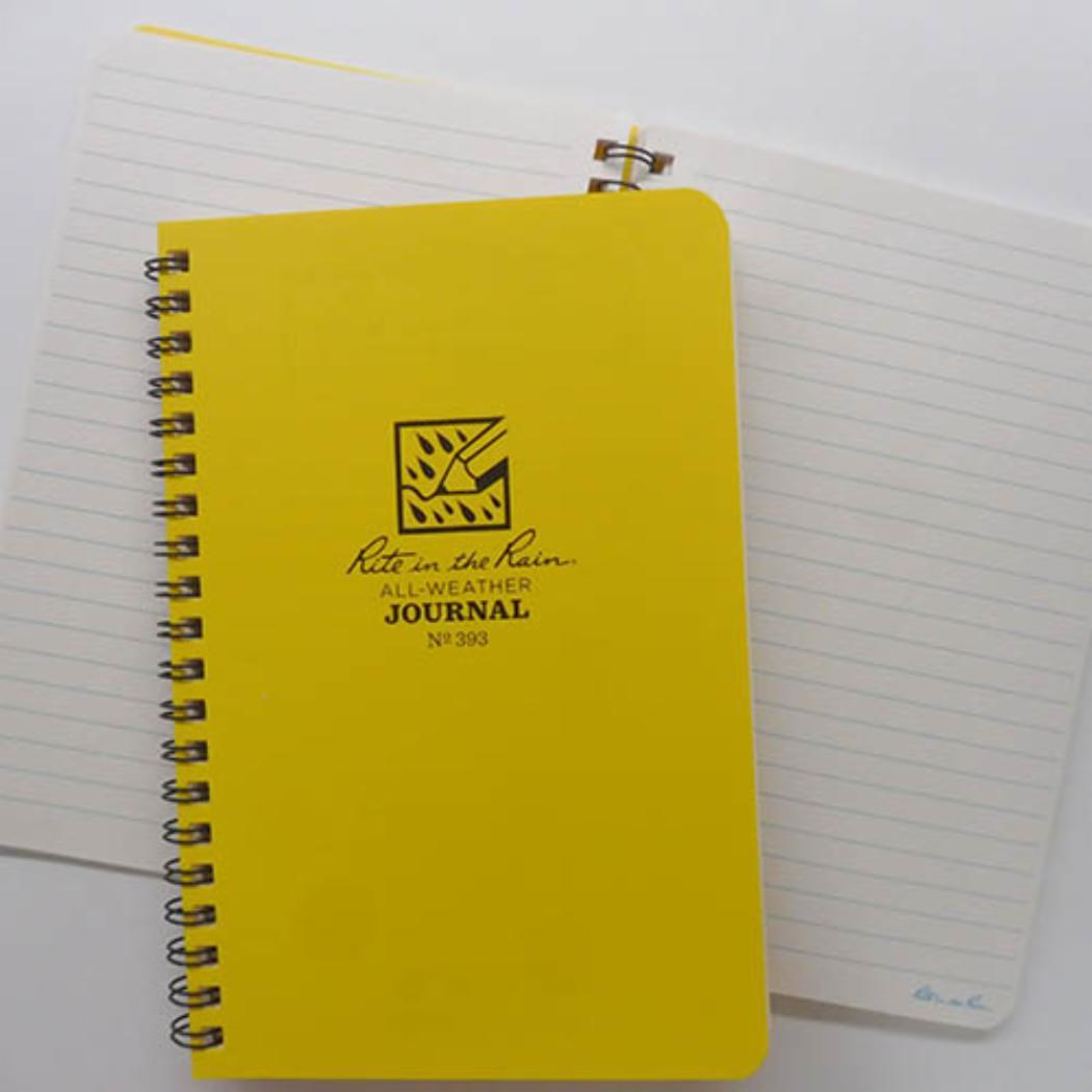 RITR393 Rite In The Rain Spiral waterproof notebook