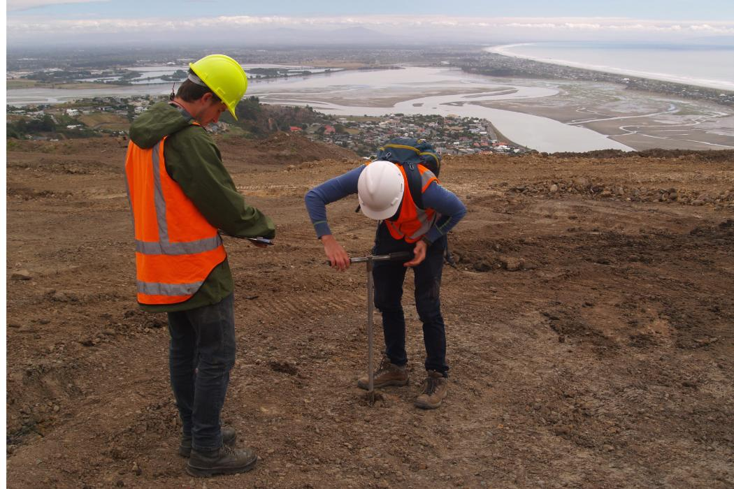 Engineering Geology research