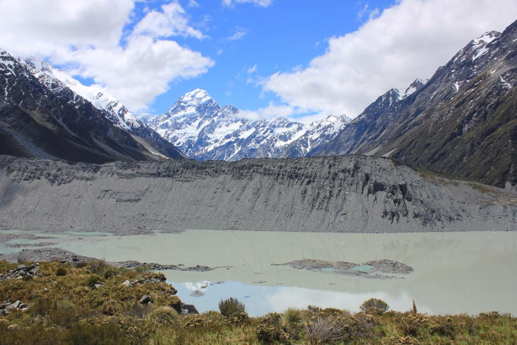 Climate and environment research, Geology