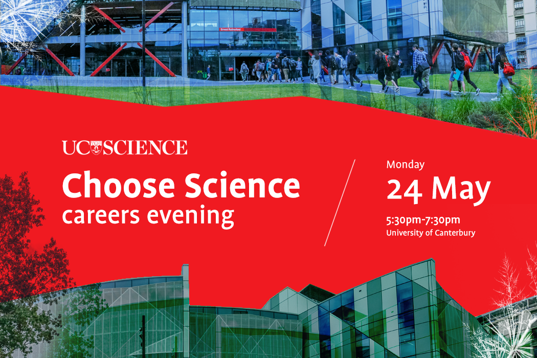 Choose Science Careers Evening 2021 Web image