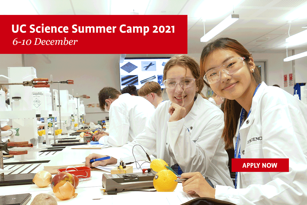 UC Science Summer Camp 2021