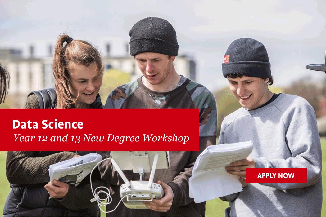 Data Science new degree workshop