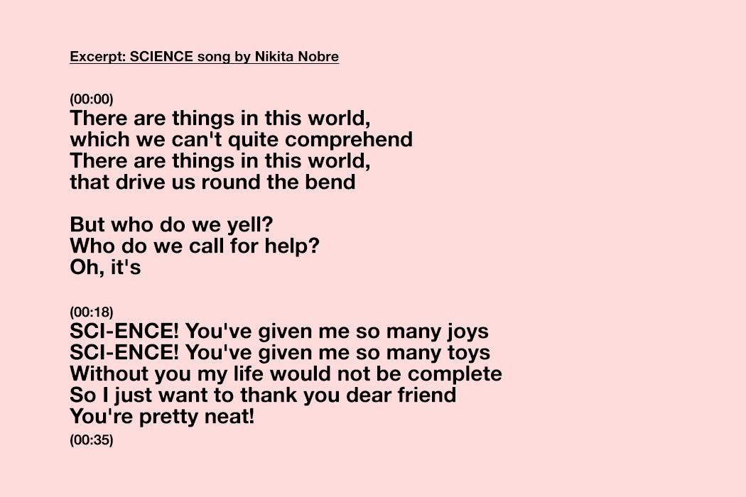 Art of Science 2020 Intern 04 Nikita Nobre