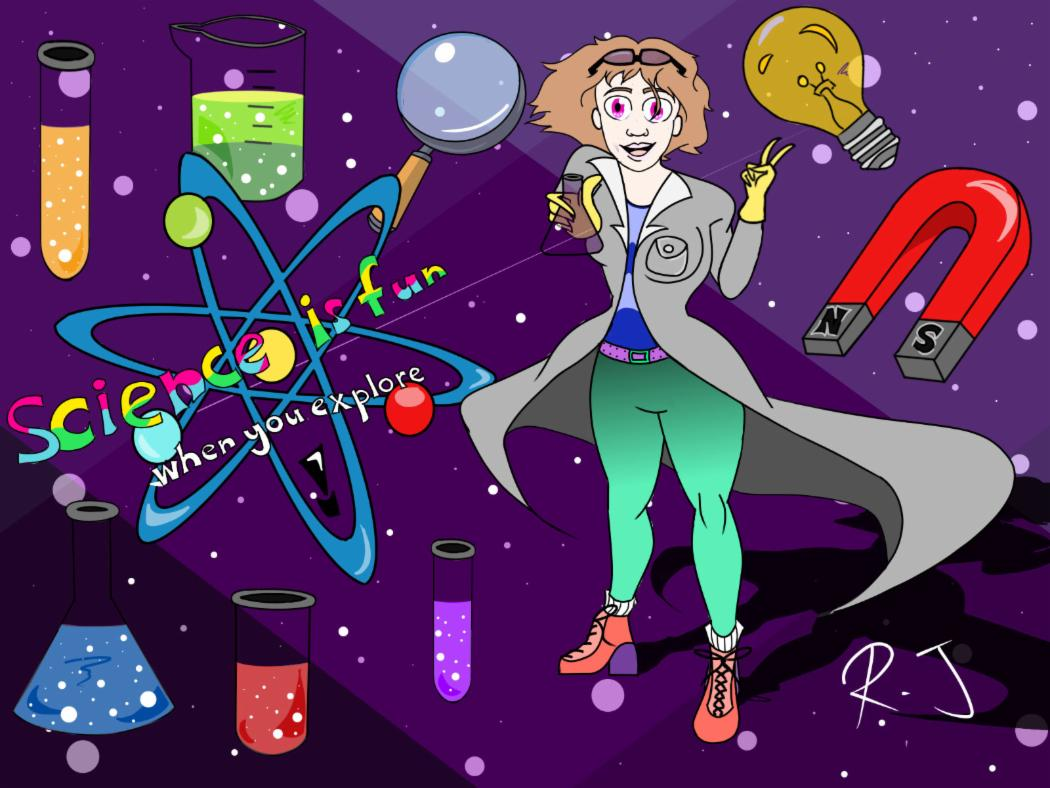 Art of Science 2020 Intern 04 Robin-Junior Lazarus-Diamond