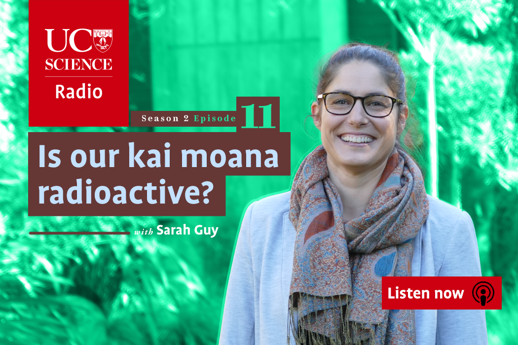UC Science Radio Ep 11 Sarah Guy