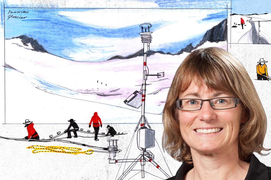 UC Science Radio podcast Ep 10 Heather Purdie