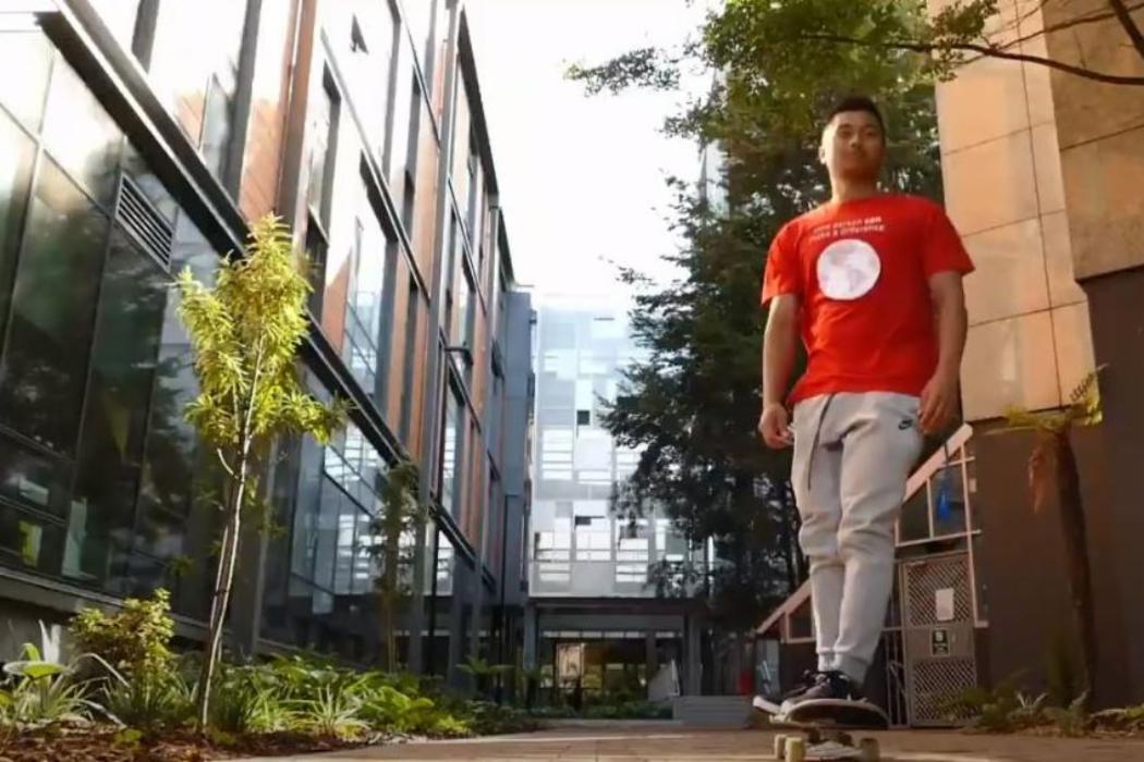 UC campus tour, video thumbnail