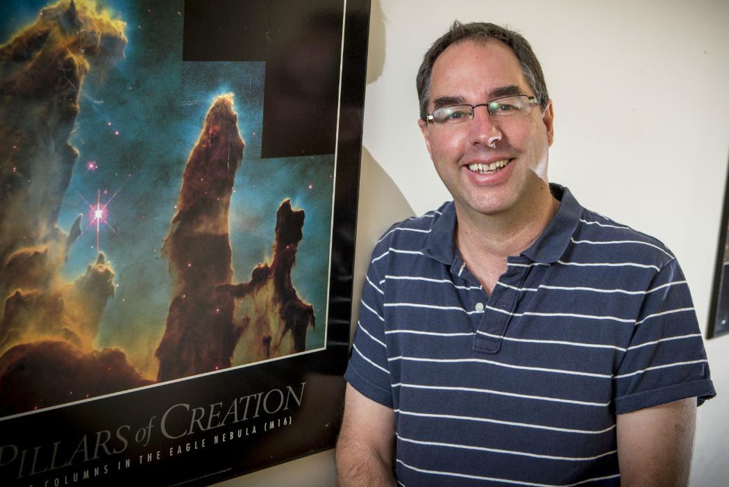 Michael Albrow astronomy professor