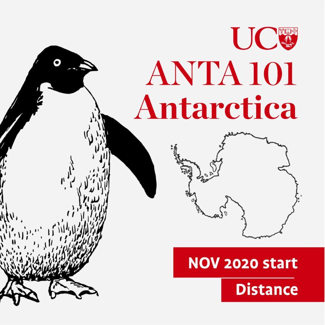 ANTA 101 Summer School