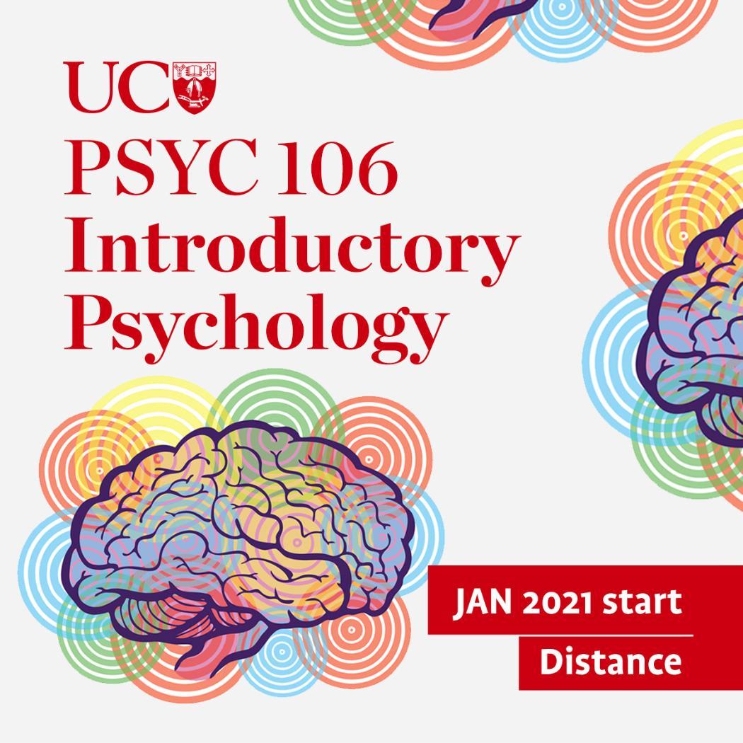 PSYC 106 Summer School