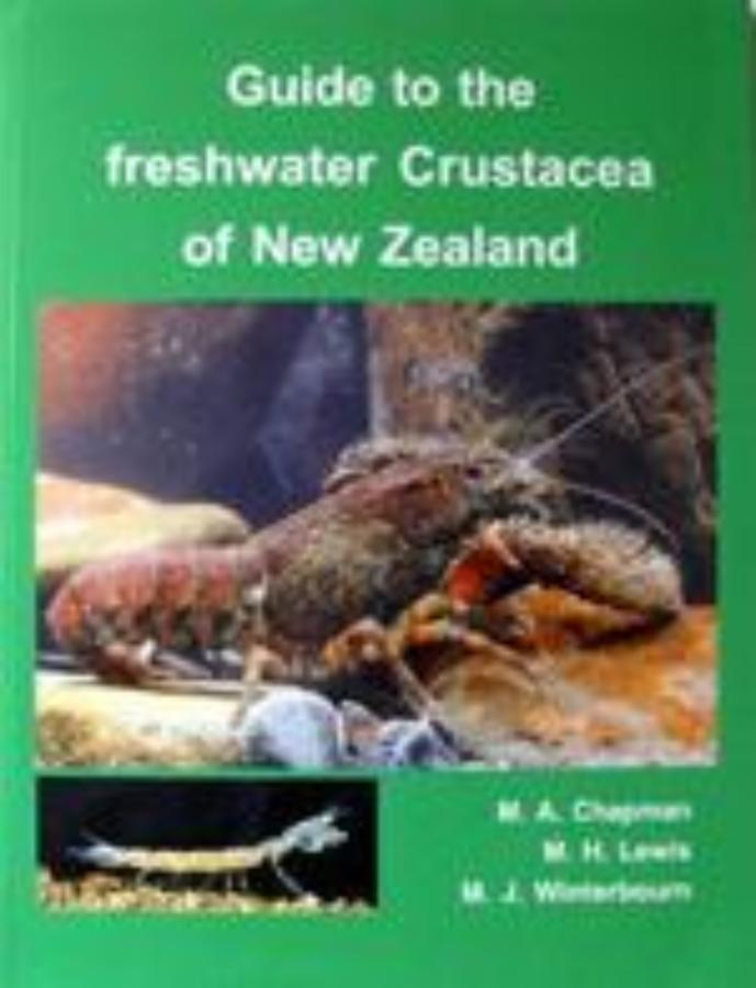 Guide to the freshwater Crustacea