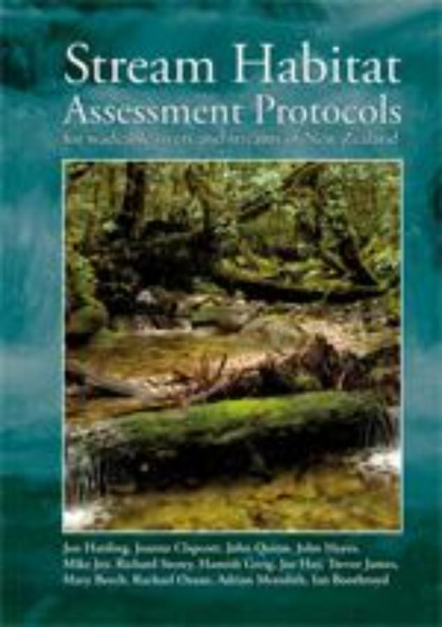 Stream habitat assessment protocols