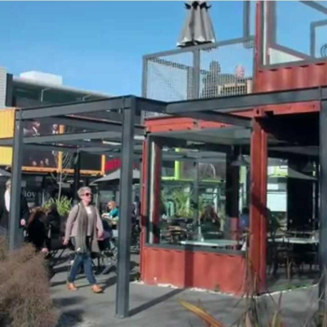 Christchurch: Resilient City