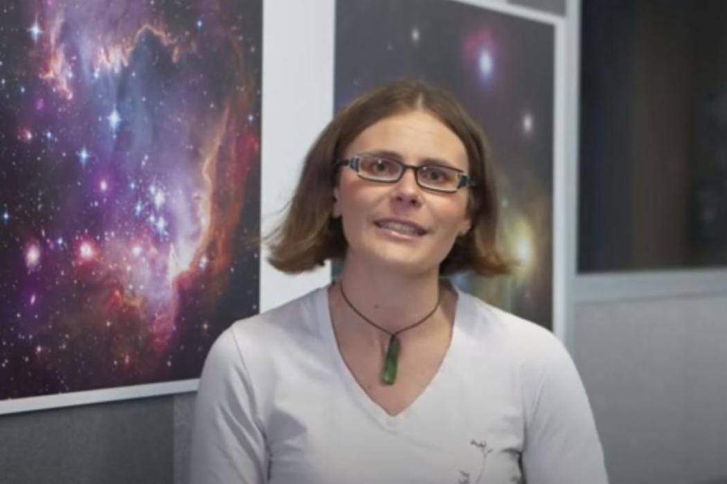 Dr Michele Bannister, Astronomy