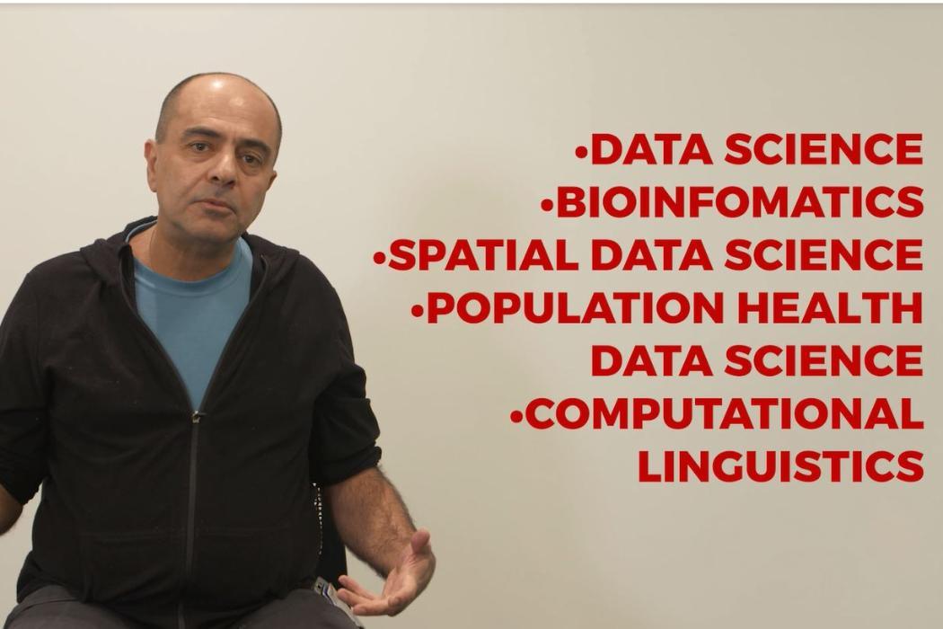 Data Science, video thumbnail