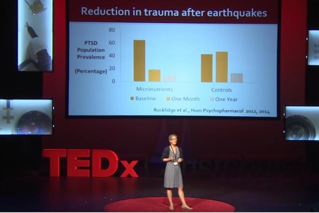 julia rucklidge tedx screenshot