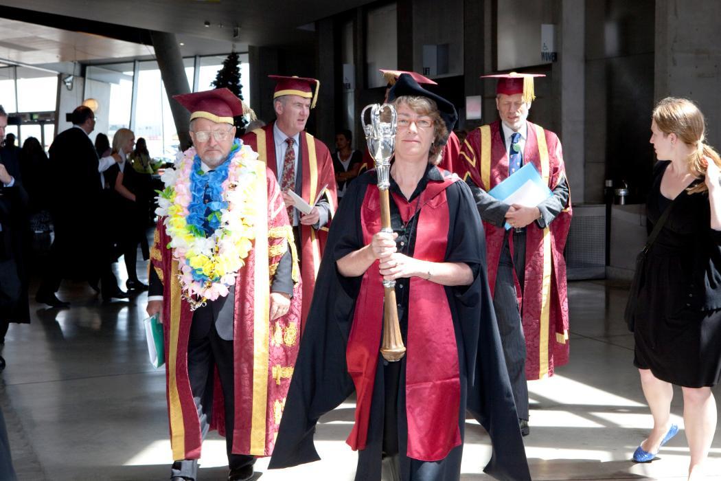 Graduation Doctoral Alumni
