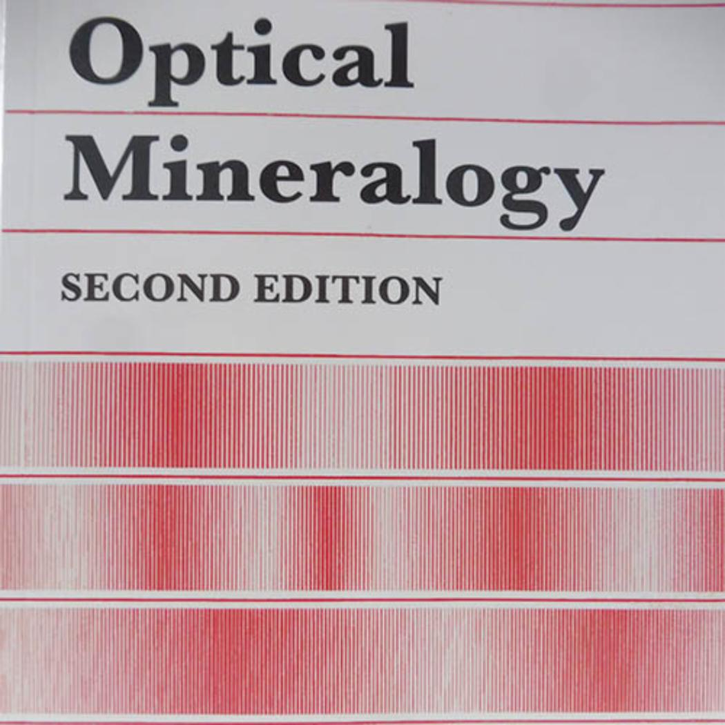 Optical Mineralogy Second edition