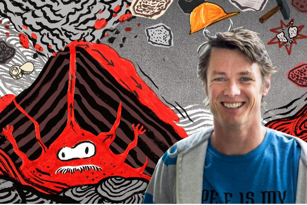 Ben Kennedy UC Science Radio podcast web image
