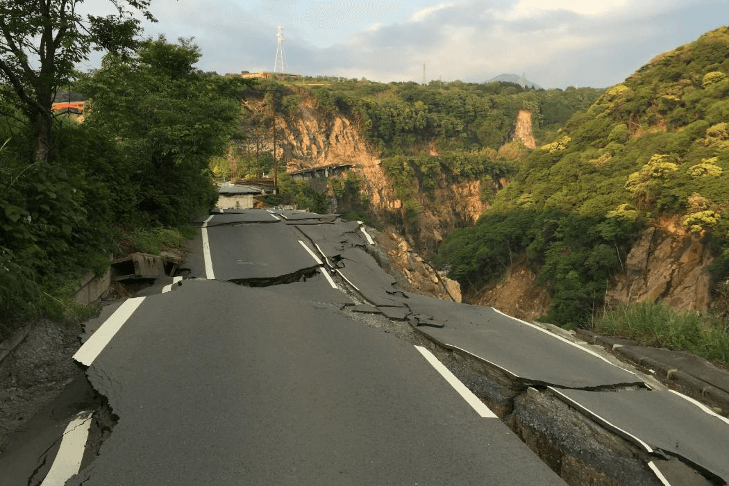 Earthquake damage geotechnical engineering research