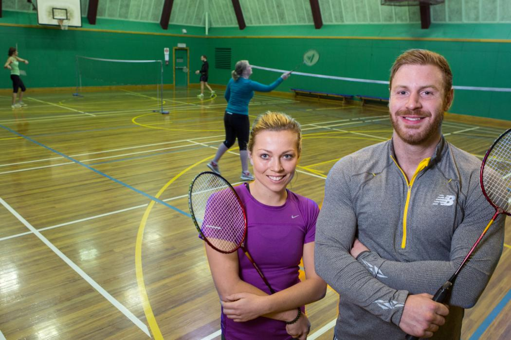 Badminton_UCRecCEntre