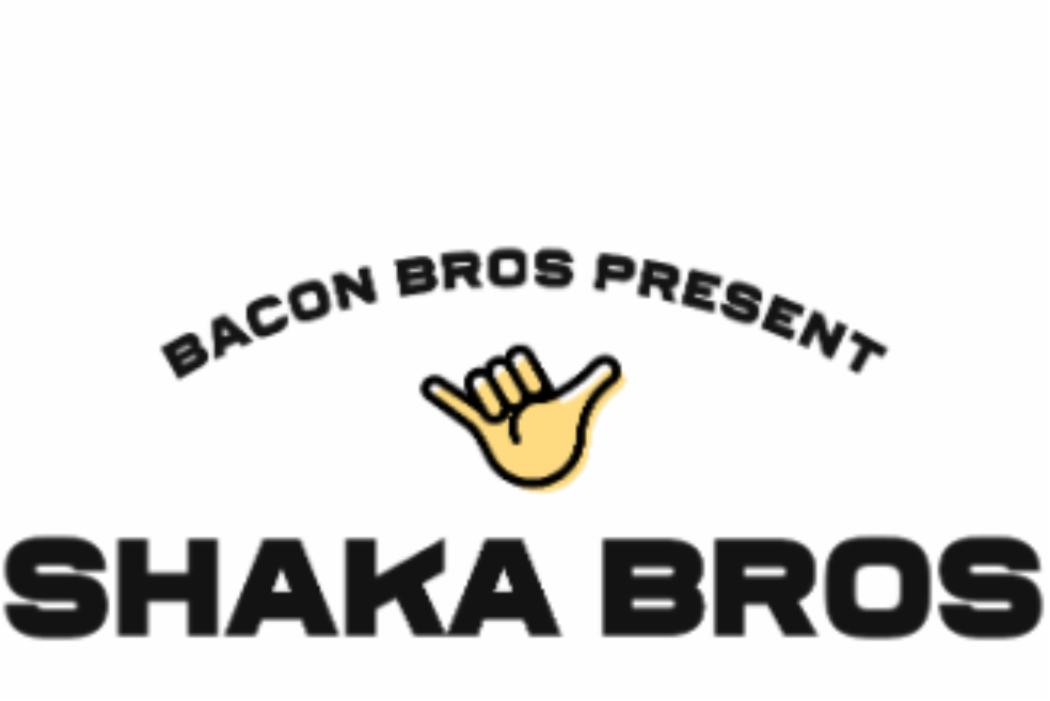 Bacon Bros Shaka Bros logo