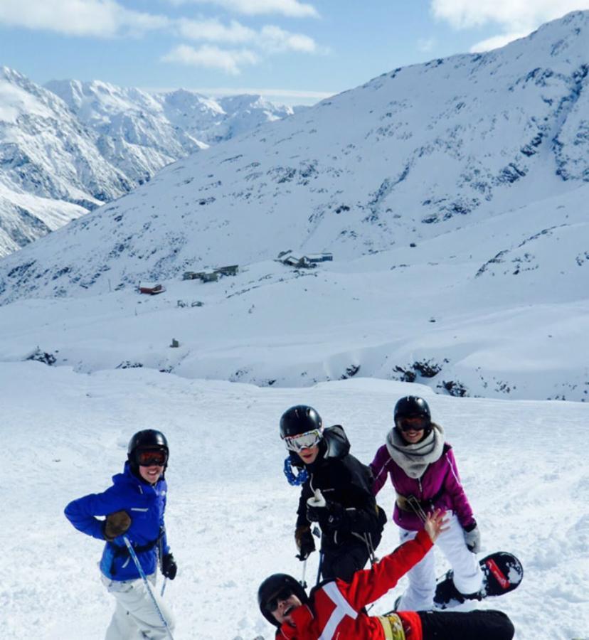 05 Skiing at Temple Basin