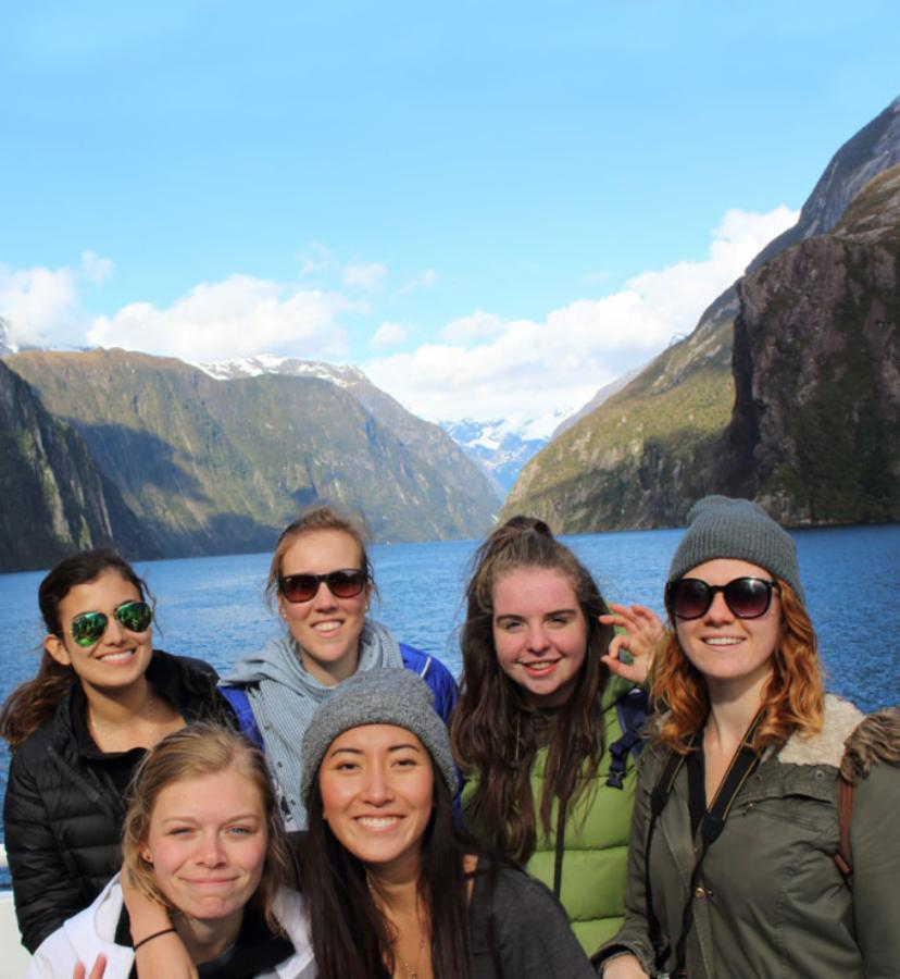 11 Cruise in Milford Sound