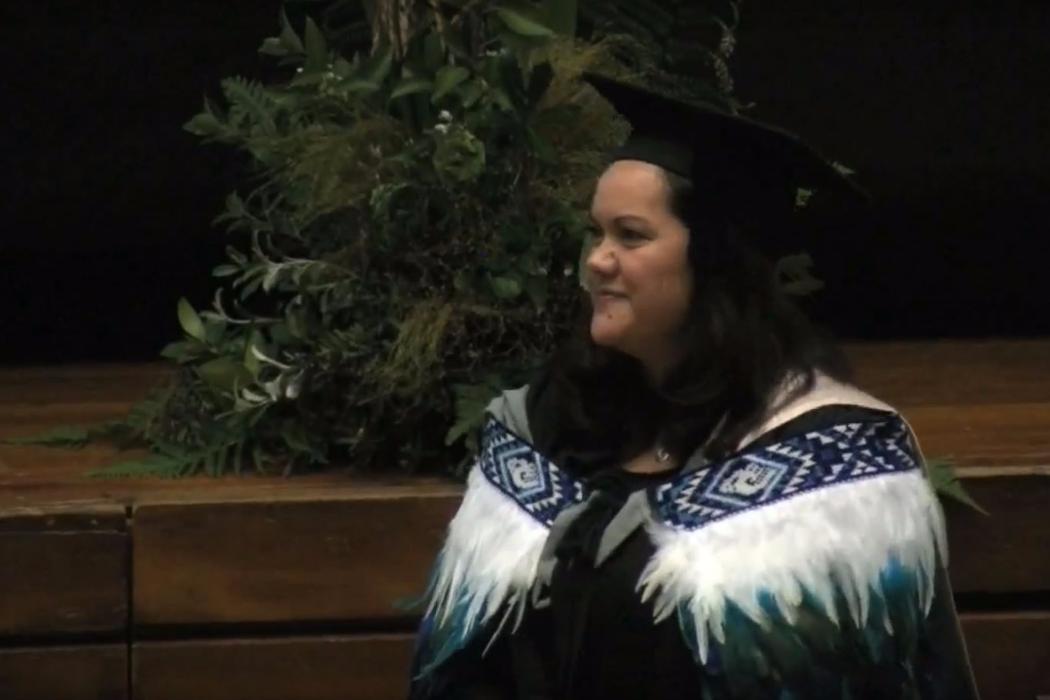 UC Maori Graduation 2017