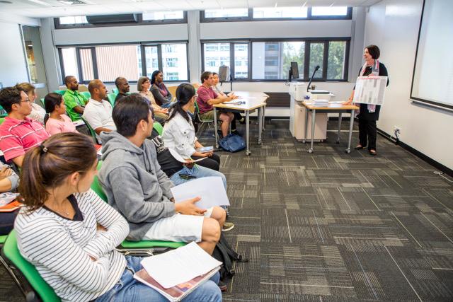 Academic skills session