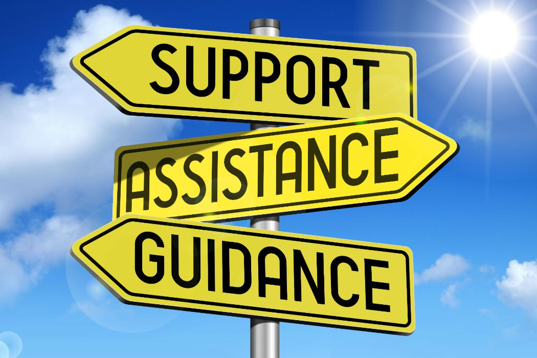 Assistance-stock-image