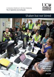 Shaken but not Stirred - The 4th September 2010 Earthquake