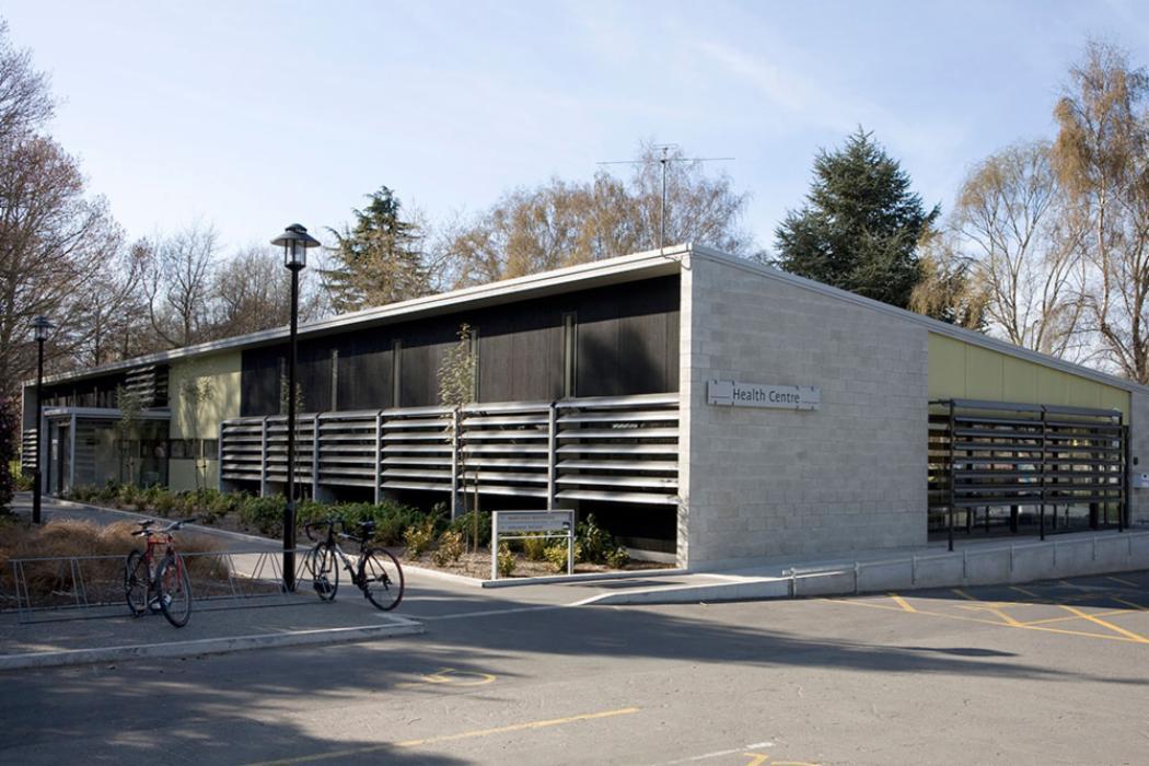 Health centre 1 landscape