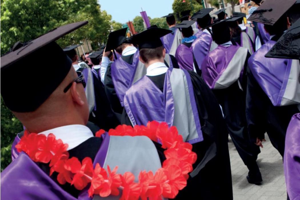 UC Pasifika Graduation