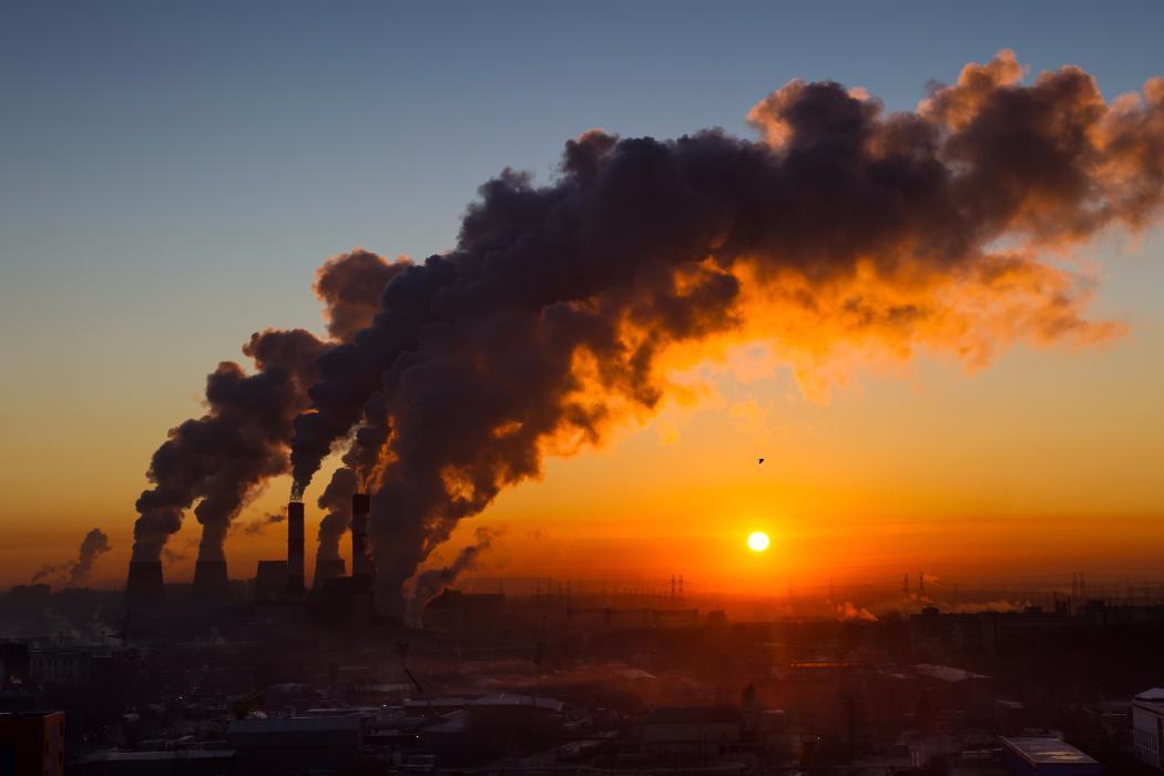 Smoke stacks, Environmental Science