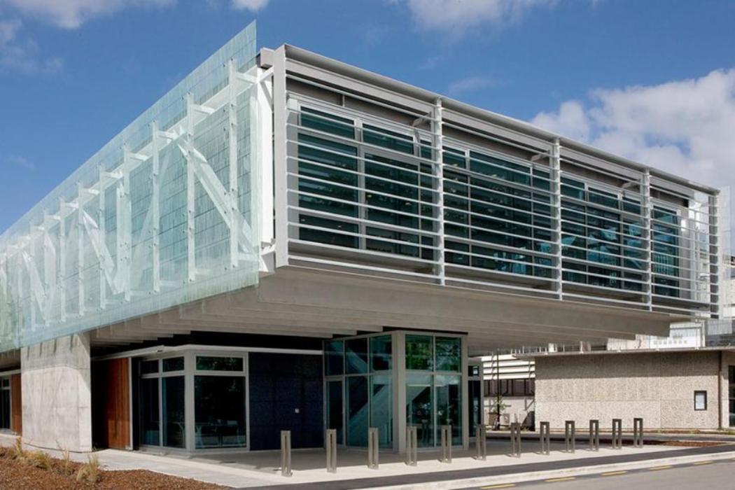 John Britten building