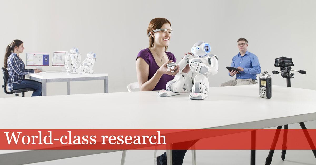 World-class research