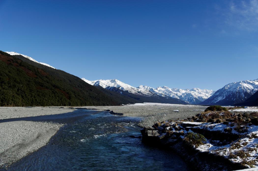 Arthurs Pass Region