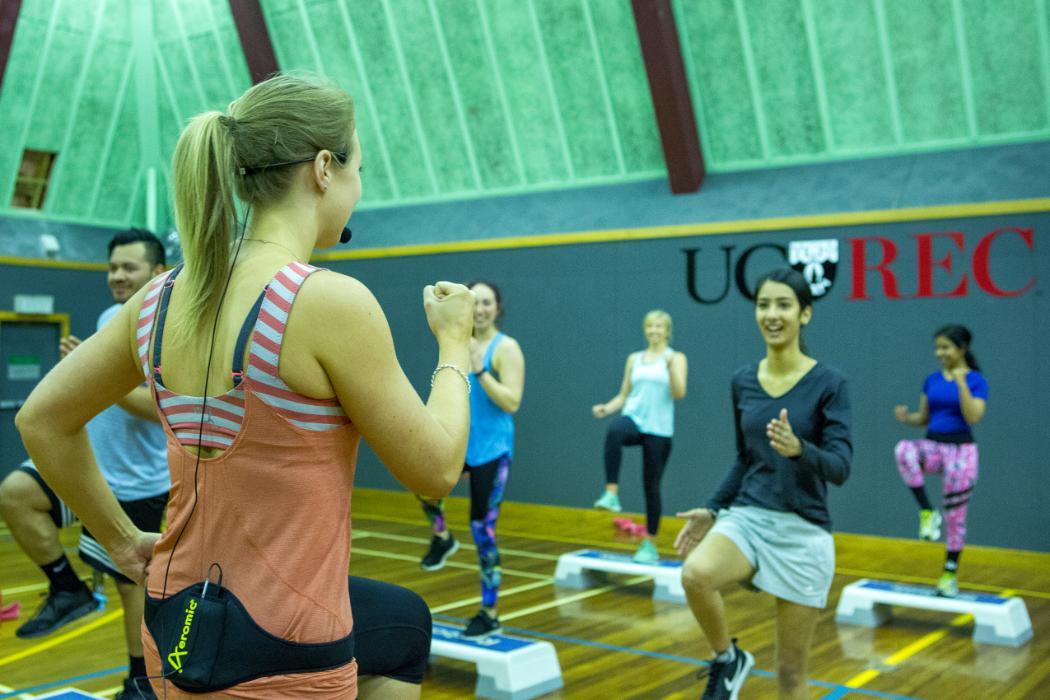 Group Fitness Apprenticeship