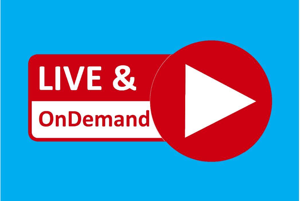 Live & OnDemand