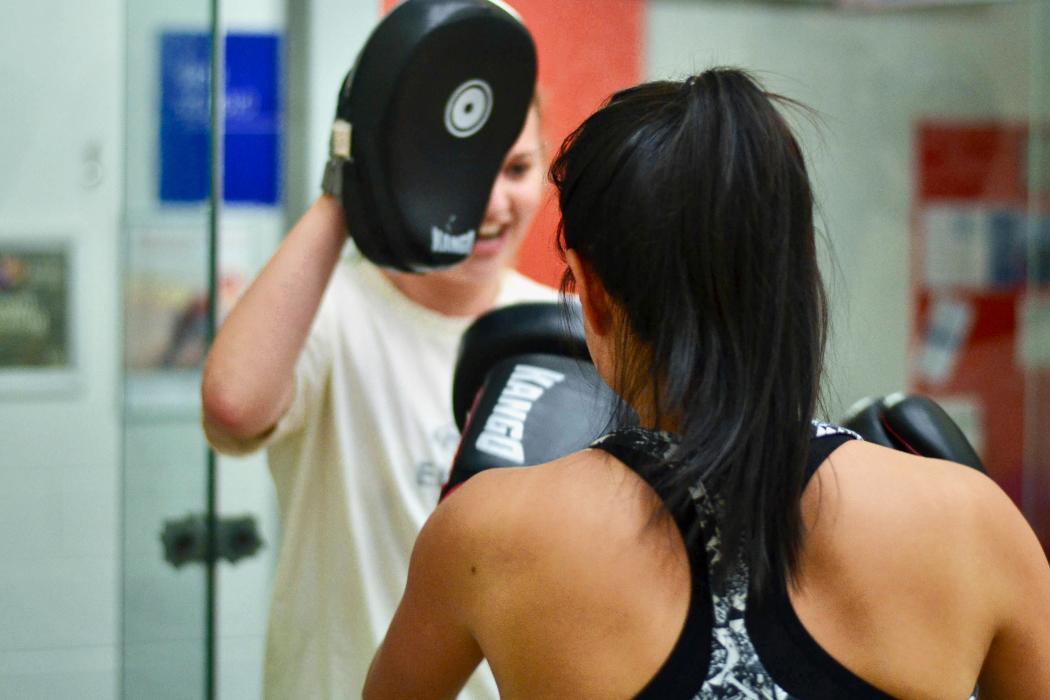 Boxing - SGT