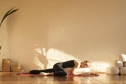 Rest and Restore Yoga