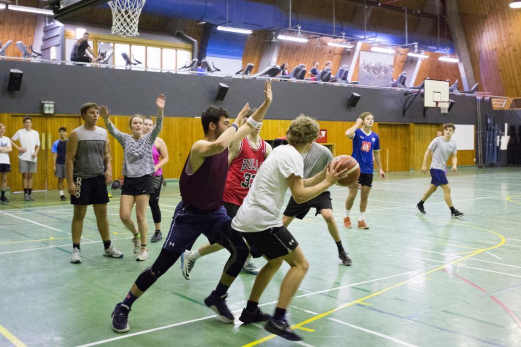 Basketball Social Sport